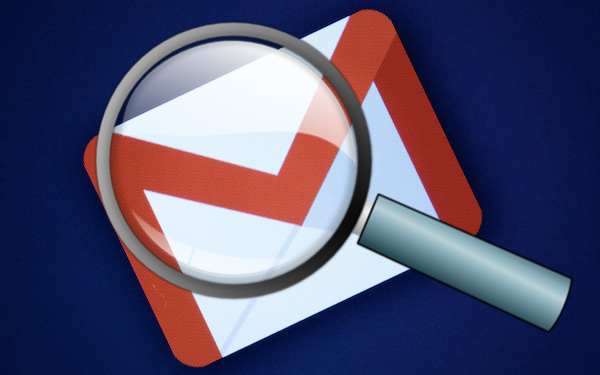 gmail search engine will look into spam emails